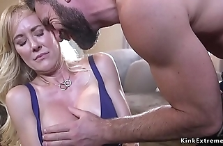 Life upper case tits milf disciplined together with screwed