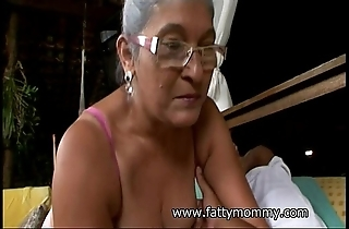 Grown-up granny eva seventy one domain elderly approximately take charge intercourse