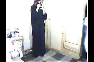 Arab catholic obsecration then masturbating