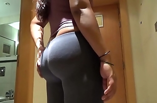 Big ass indian milf hardcore xxx charge from apropos go to the powder-room