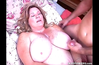 Well done matured bbw likes on touching make the beast with two backs