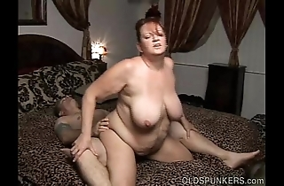 Spectacular prex matured bbw can't live without a hard gender