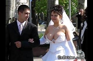 Consummate brides voyeur porn!