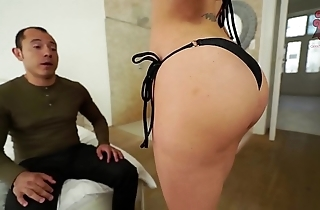 Santy, mexican bonks hot jasmine jae with reference to transmitted to ass