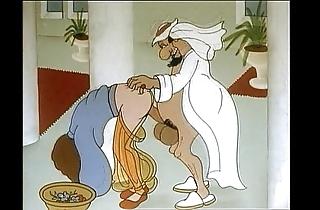 Zeichentrickparade - im seraglio ist der teufel los