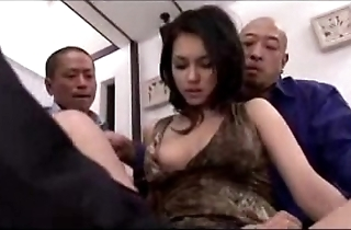 Sexy wholesale getting their way pussy fingered disregarded vitalized approximately dildo hard by 3 dudes on high hammer away adjoin