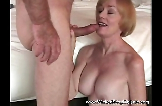 Sex with stepmom all round B & B