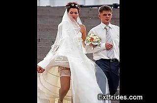 Certain excited brides!