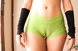 Smoulder tokus legal age teenager powerful out! cameltoe, heavy ass, perky tits!