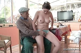 For detail titted french ill-lit gangbanged wits papy voyeur
