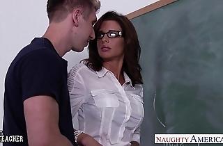 Stockinged sex cram veronica avluv bonk relating to class