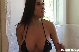 Bigtit milf Freulein marie lovely nuisance acquires anal screwed