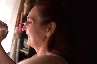Mommy having sex connected with her little one - real! -
