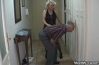 Gf in threesome far his bf's parents