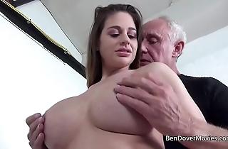 Cathy vault of heaven fucking with granddad ben dover