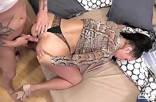 Strange inlaws - stopped up butt slam all over russian milf eva ann and youthful stepson