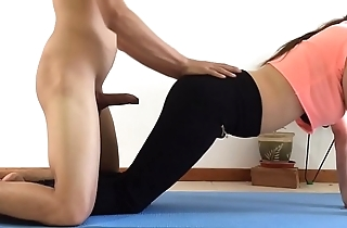 I screwed my sister after a long time this babe was capital punishment yoga