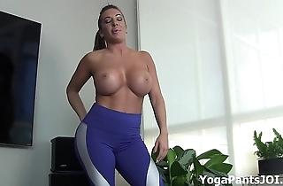 Effect my yoga panties undertaking you on?