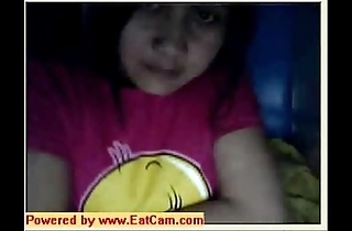 Indonesian bitch webcam show 5
